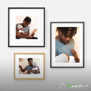 Modern Picture Frames (3 Orders) – Client Images