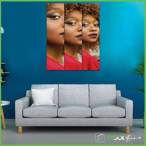 Canvas Prints Triple Slim Panels (Image Mix)