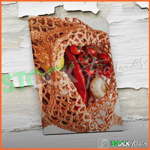 Canvas Prints Single Panels (Food Basket) – 18×24 etc.