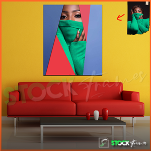 THE BEAUTY WRAP Picture Editing in Nigeria – (Portraits)